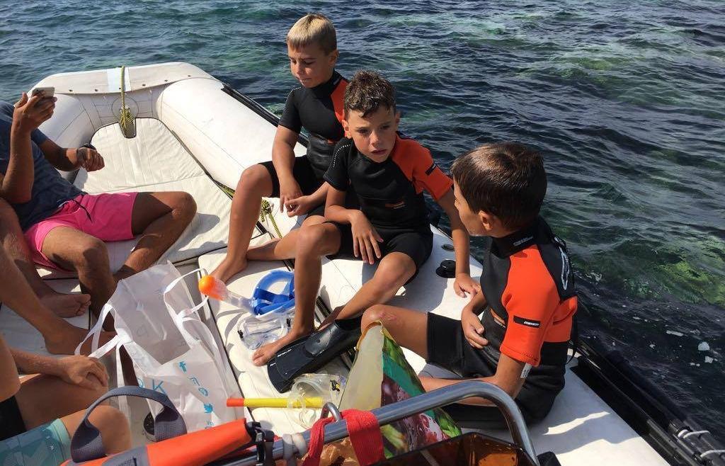 CHD Snorkeling